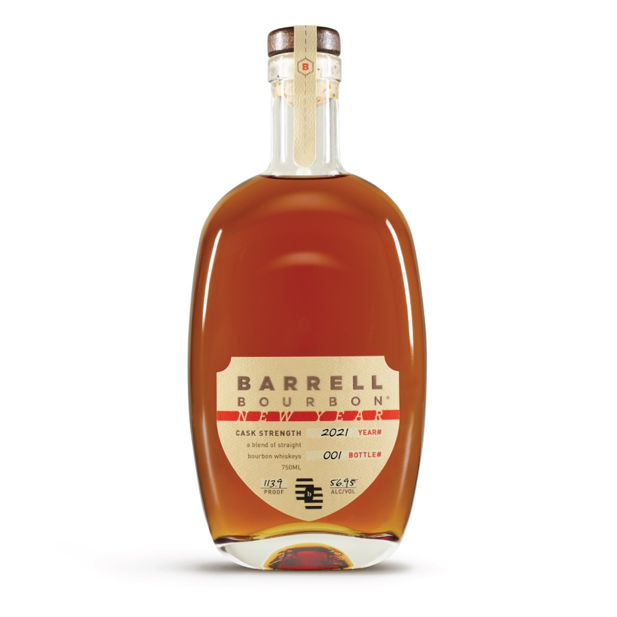 Barrell Bourbon New Year