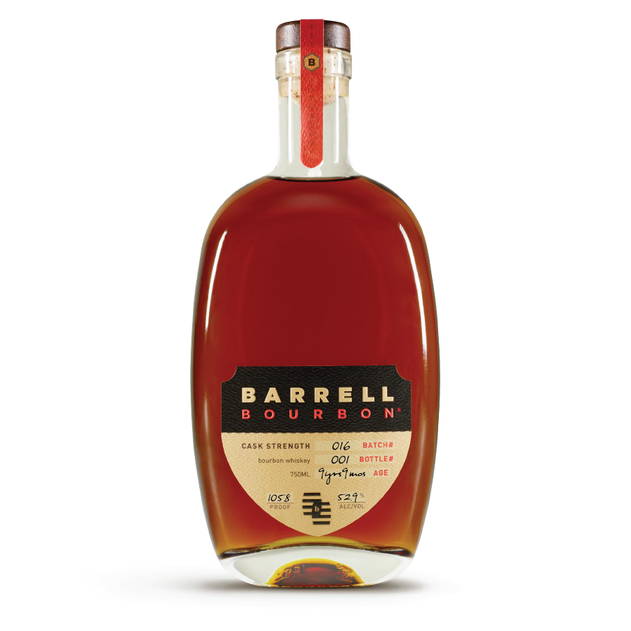 barrell bourbon batch 016-01