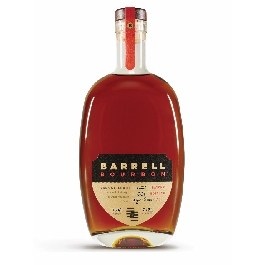 barrell bourbon batch 025-01