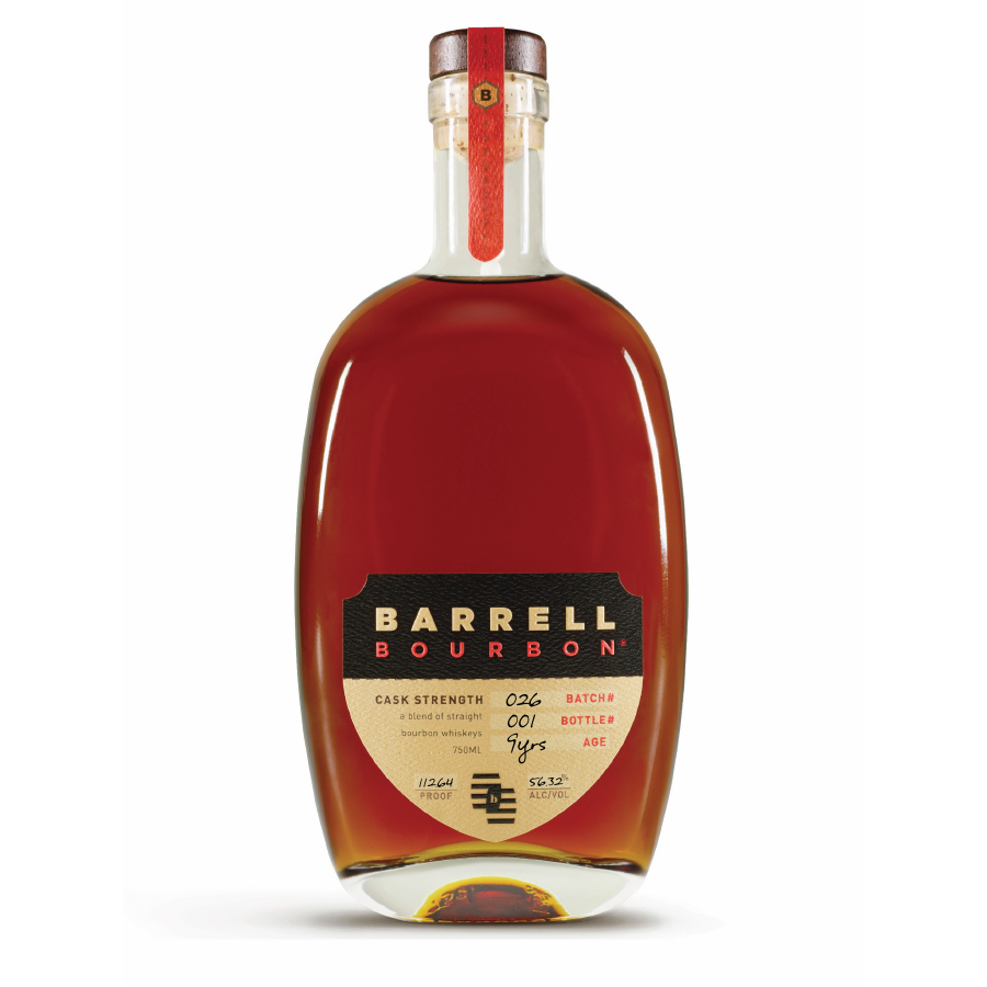 barrell bourbon batch 026-01