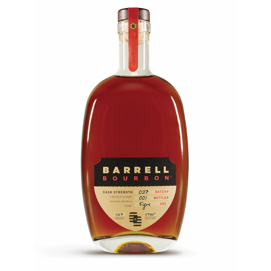 barrell bourbon batch 027-01